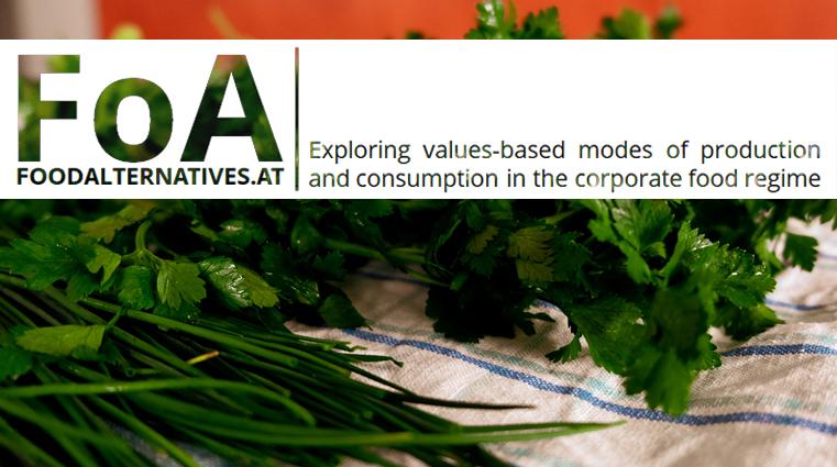FoodAlternatives Logo